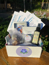 Load image into Gallery viewer, Blue Lotus Intentions Travel Kit