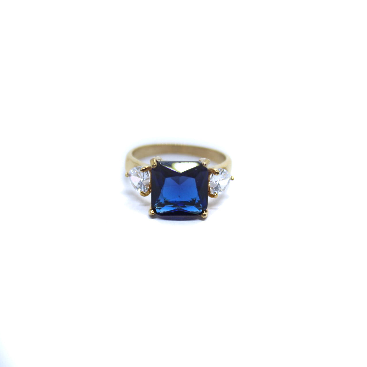 Exclusive Ring - Blue Cube