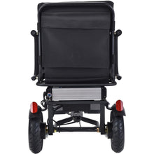 Load image into Gallery viewer, Folding Mobility Electric Trike 48v 700w Dual Motor Lithium Black