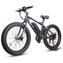 Load image into Gallery viewer, ECOTRIC 500W Powerful Fat Tire Electric Bicycle Mountain Bike FAT26S900USB - Ebikecentric