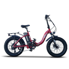 Load image into Gallery viewer, EMOJO RAM SS Sport Foldable 750w Electric Bike Step Through Ebike - Ebikecentric
