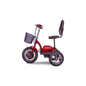 EWheels EW-Big 500W 3-Wheel Electric Mobility Scooter - Ebikecentric