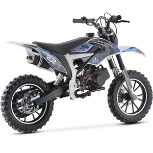 MotoTec Demon Dirt Bike 50cc - Ebikecentric