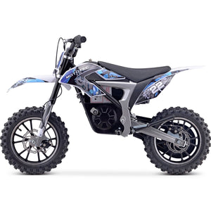 MotoTec DEMON Electric Dirt Bike 500w 36v - Ebikecentric