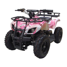 Load image into Gallery viewer, MotoTec V4 Kids Mini Quad Bike ATV - Ebikecentric