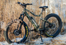 Load image into Gallery viewer, RAMBO Krusader 500W 48V/14AH 2WD Fat Tire Electric Hunting Ebike - Ebikecentric