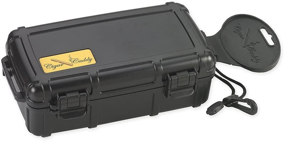 Cigar Caddy 10 Cigar Travel Humidor