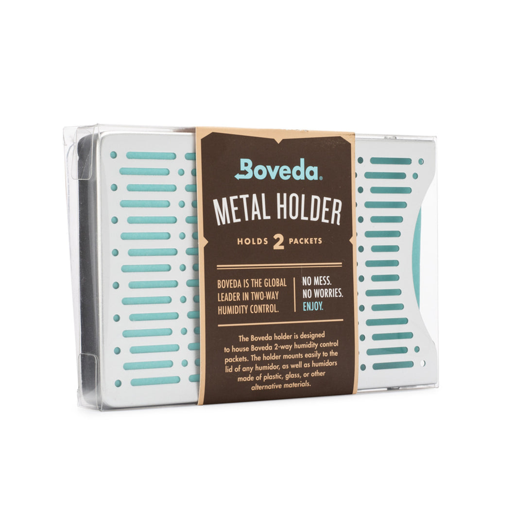 Boveda Metal Holder for (2) 60g