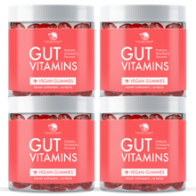 Load image into Gallery viewer, GUT Vitamins - Adult Probiotic Gummies