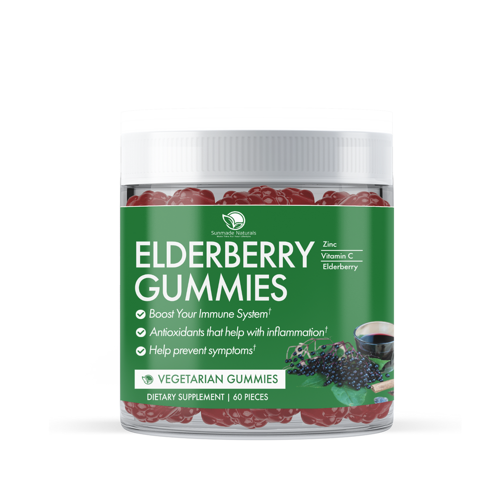 Elderberry Gummies - NEW