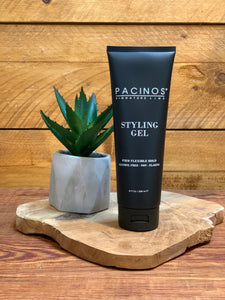 pacinos styling gel 236 ml