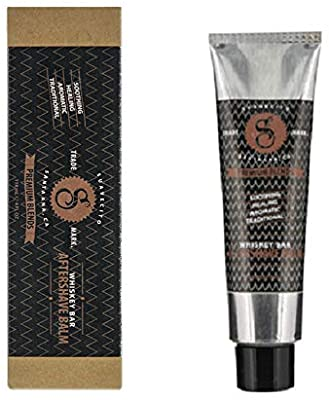 Suavetico premium aftershave balm (whiskey bar)118ml
