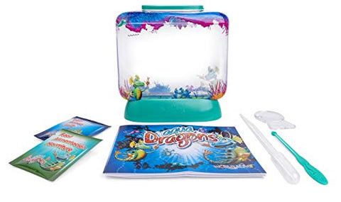 Image of Aqua Dragons- Mundo Submarino Juguete Educativo, Multicolor (World Alive 4002)