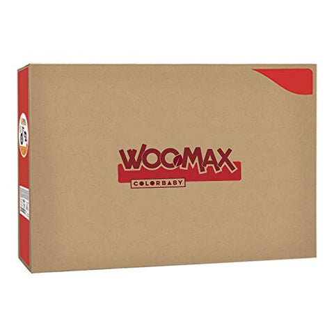 Image of WOOMAX - Classic 12 Bici sin Pedales en Madera, Color Multicolor, 85374