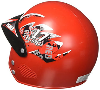 FEBER - Casco de Seguridad, Color Rojo (Famosa 800003101)