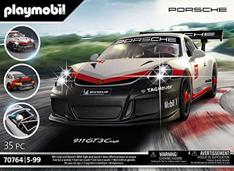 Image of Playmobil Porsche 911 GT3 Cup