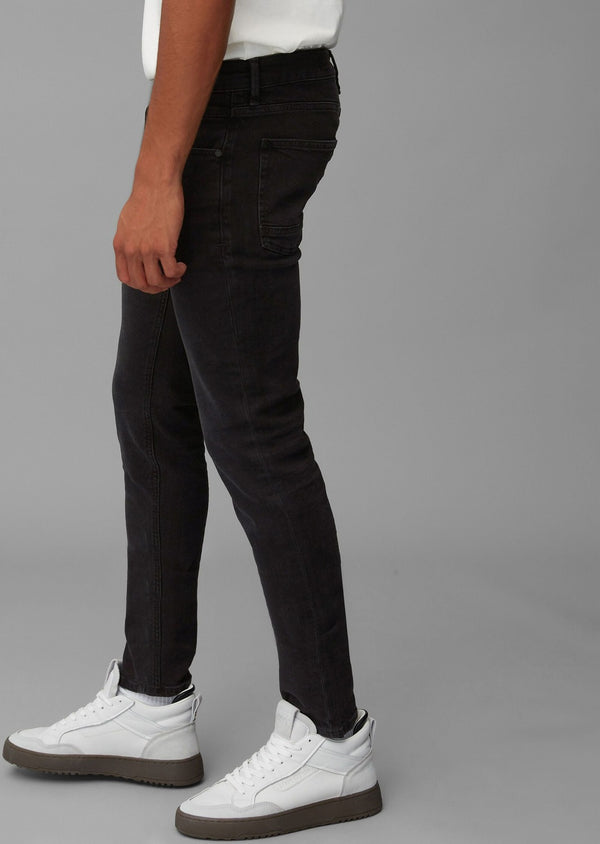 Black Jeans VIDAR made of a high-quality cotton blend