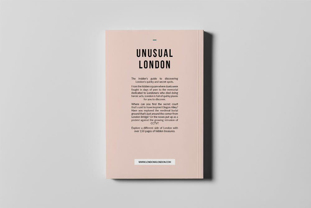 Unusual London Paperback + E-book Combo