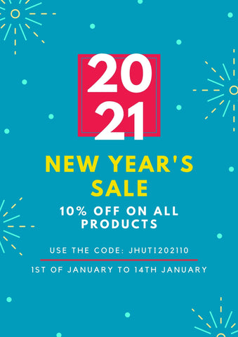 New Year's Sale 2021