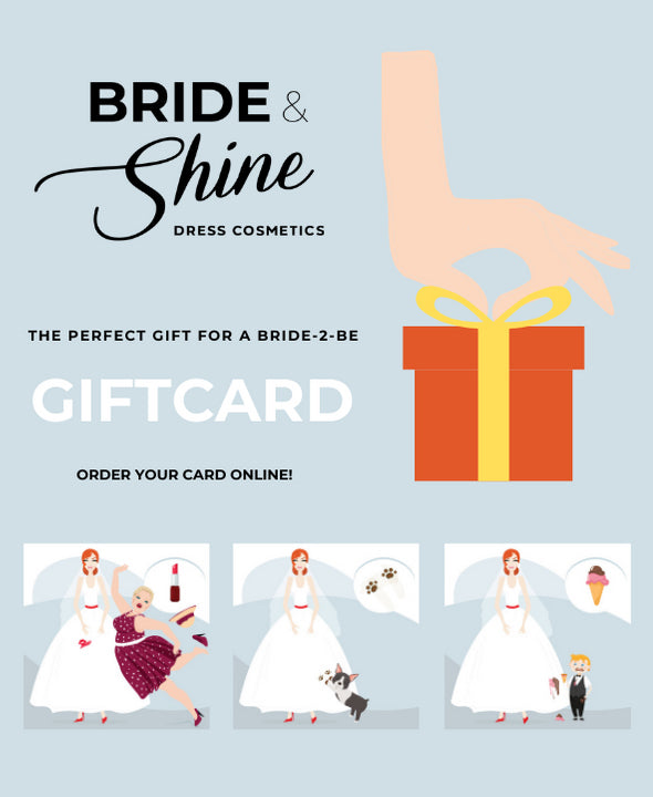 Bride & Shine Gift card