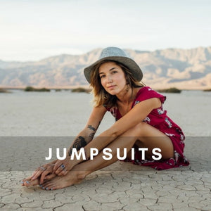 Jumpsuits Rompers Playsuits