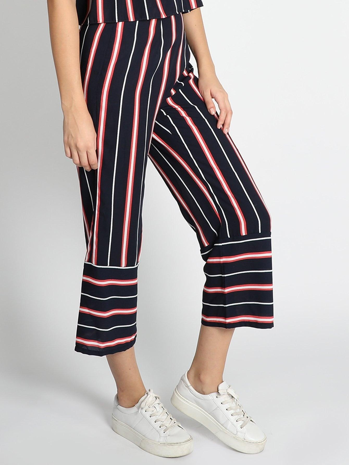 Stripes Culottes - zooomberg