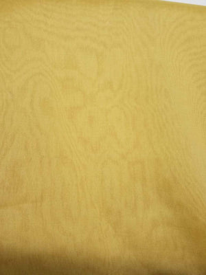 Light Yellow Plain Dyed Organza Fabric - Zooomberg