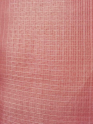 Pink Plain Dyed Kota Doria Fabric