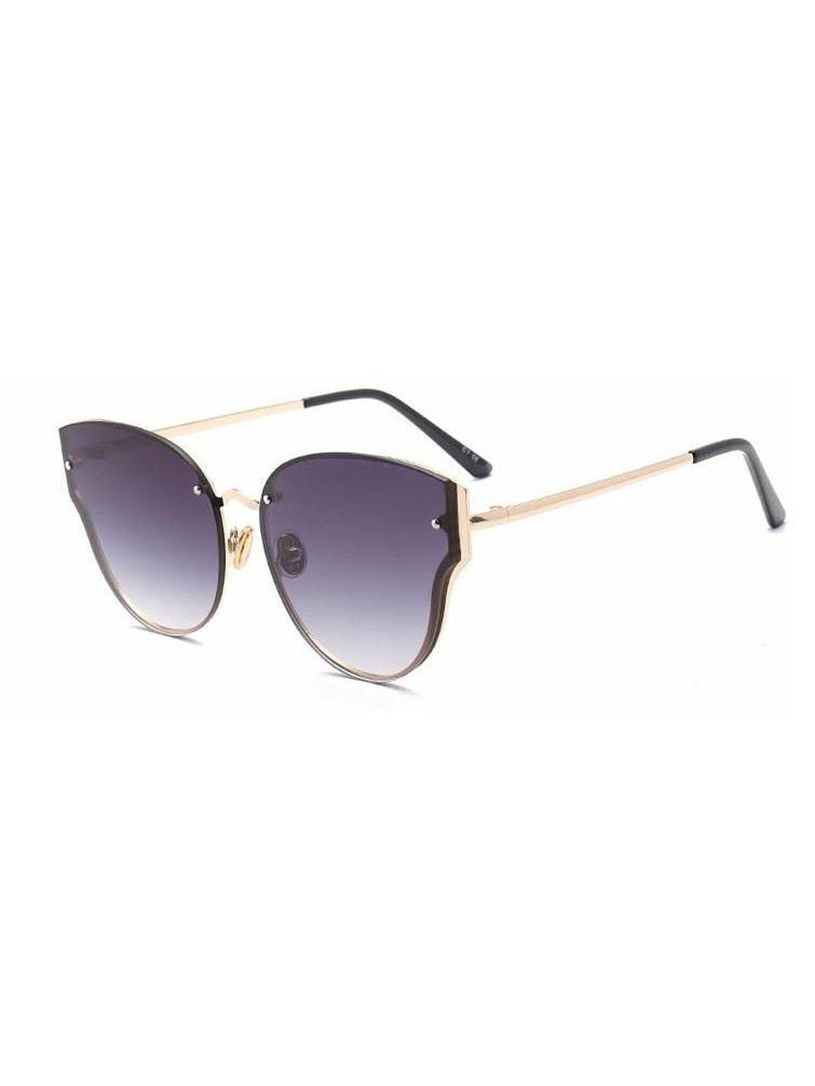 metal frame candy sunglasses - zooomberg