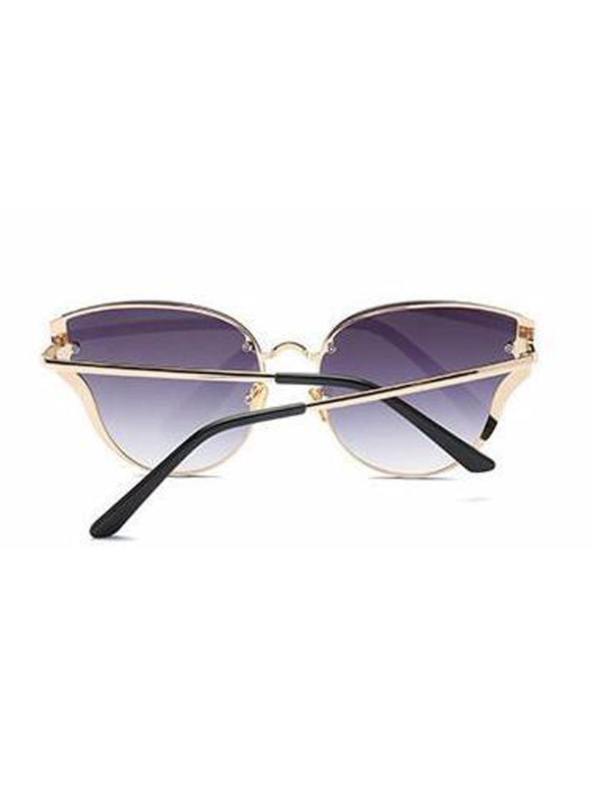 metal frame candy sunglasses - Sunglasses - Zooomberg - Zoomberg