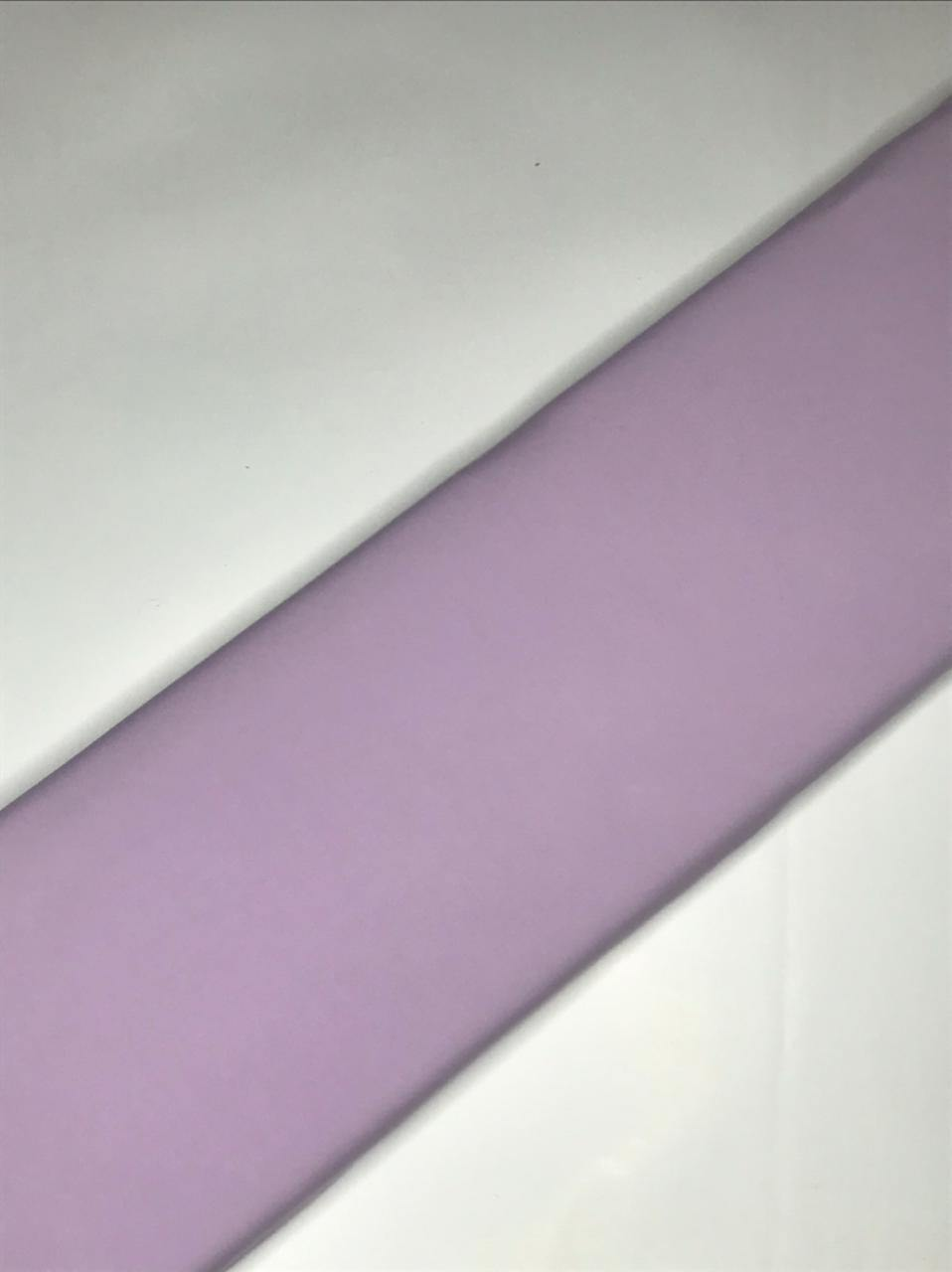 Knitted Stretchable Lilac ITY Fabric (Width - 58 Inches)