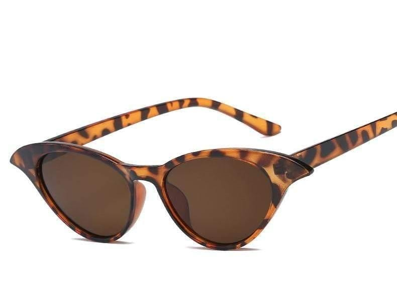 Leopard Wing It Sunglasses - zooomberg