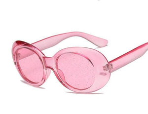 Get Pink Tweety Glitter Clear Sunglasses with RS. 894.00