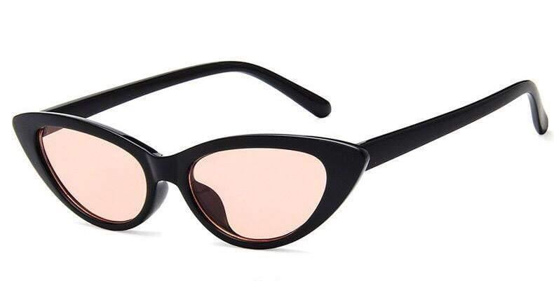 Pink Lola Cat Eye Sunglasses - zooomberg