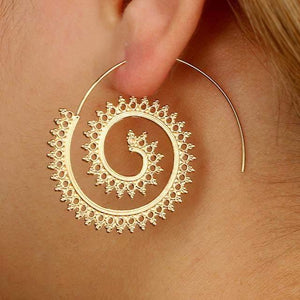 Steampunk Style Women Party Jewelry - Earrings - Zooomberg - Zoomberg