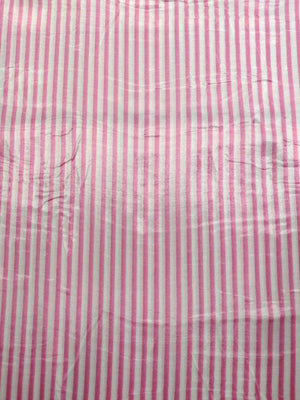 Digital Striped Printed Viscose Muslin Fabric - Zooomberg