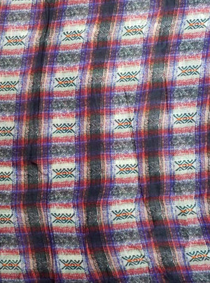 Pure Viscose Mulmul Digital Printed Fabric
