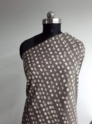 Cotton Daboo Dot Printed Fabric - Zooomberg