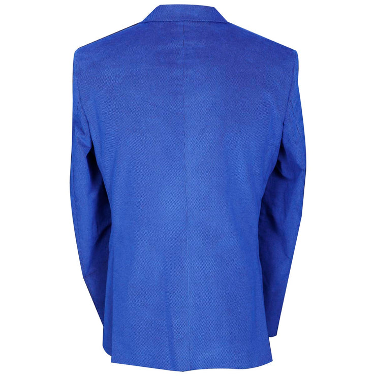 Kuberan Royal Blue Blazer
