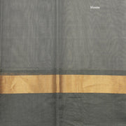 Kuberan Aqua Blue Cotton Silk Saree