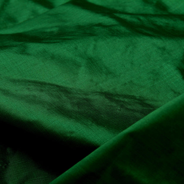 Kuberan Green 9 Yards Silk Saree