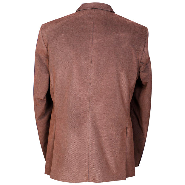 Kuberan Brown Blazer