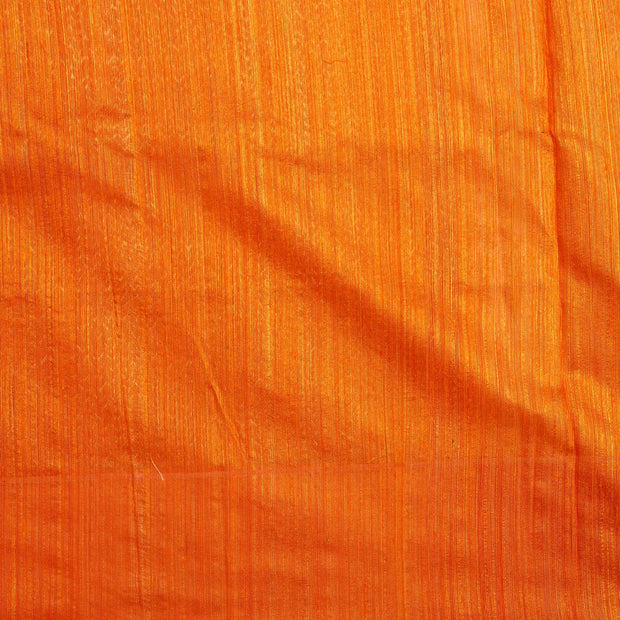 Kuberan Orange Banarasi Saree