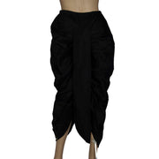 Kuberan Black Ready Dhoti