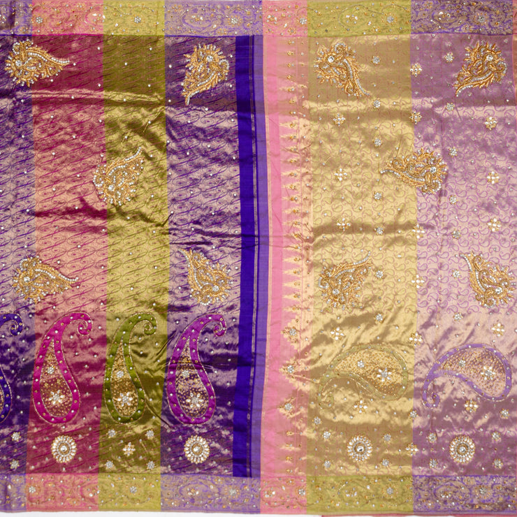 Kuberan Multi Silk Saree
