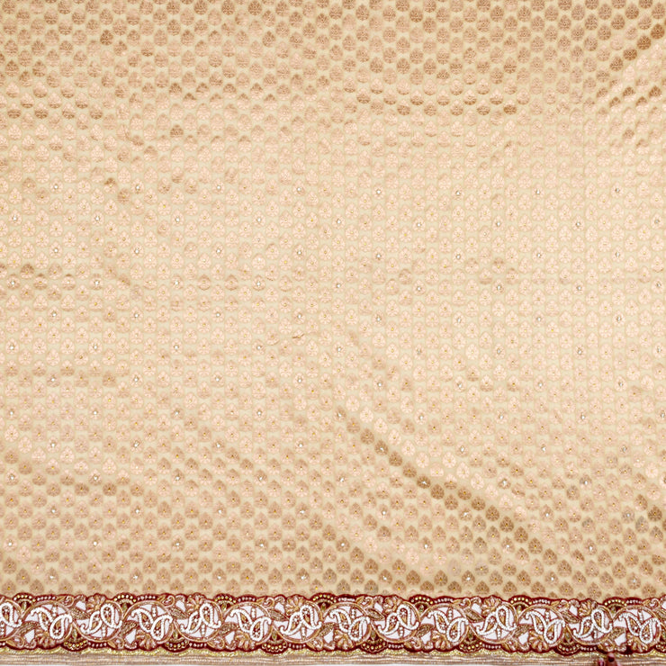 Kuberan Golden Silk Saree