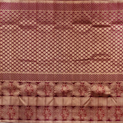 Kuberan Brown Kanchipuram Silk Saree