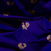 Kuberan Royal Blue Paithani Silk Saree