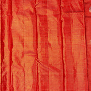 KUBERAN ORANGE KANCHIVARAM SILK SAREE