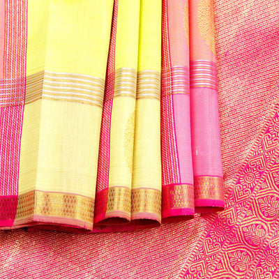 Kuberan Multi Kanchivaram Silk Saree